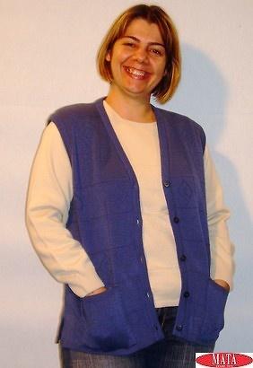 Chaleco mujer tallas grandes 11175 ropa mujer tallas grandes abrigo chalecos ropa mujer - Ropa interior tallas especiales ...