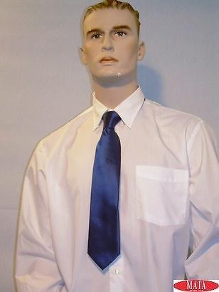 Corbata tallas grandes hombre azul 09626