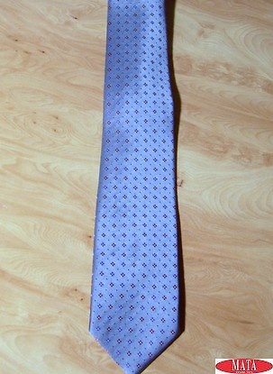 Corbata hombre gris tallas grandes 14311