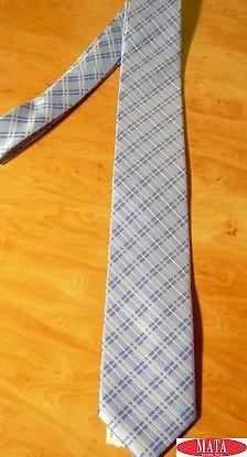 Corbata hombre gris tallas grandes 14315