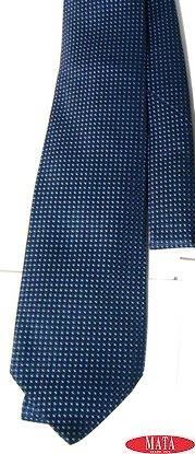 Corbata hombre azul 16649