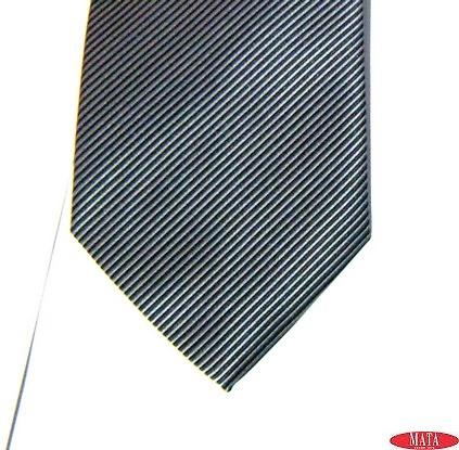 Corbata hombre gris 16650