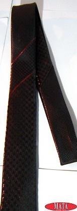 Corbata hombre burdeos 16658