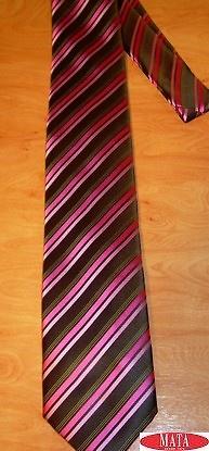 Corbata hombre fuxia tallas grandes 12268