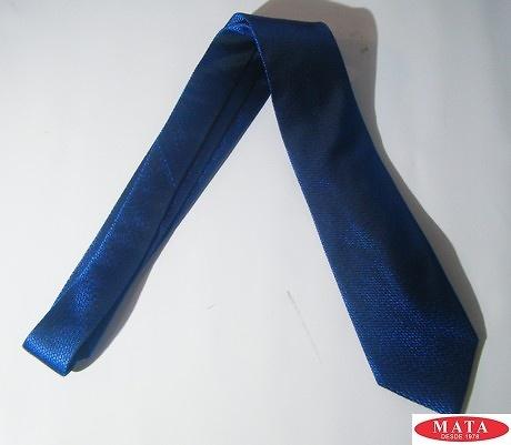 Corbata azul 18885