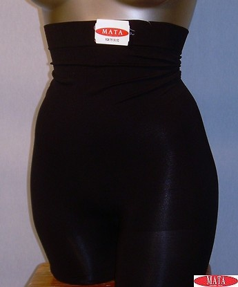 Faja mujer negro tallas grandes 13887