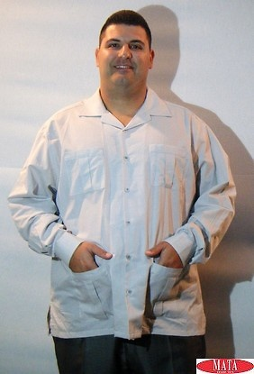 Guayabera hombre diversos colores 14891 Ropa hombre tallas