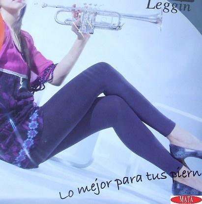 Legging mujer diversos colores 09679