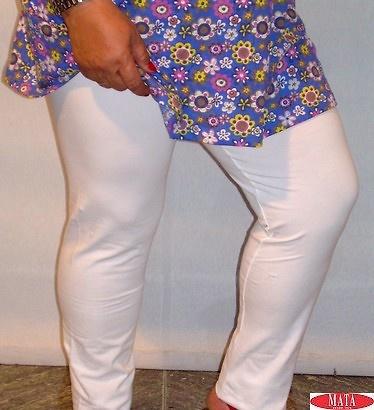 Legging mujer VARIOS COLORES tallas grandes 10610