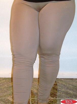 Legging VISÓN mujer tallas grandes 10610