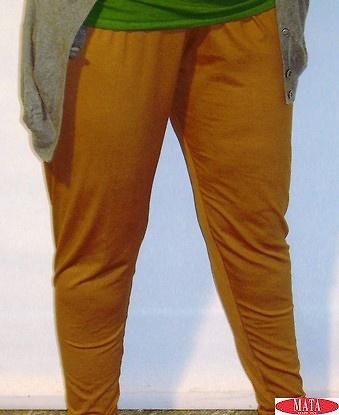 Legging camel mujer tallas grandes 10716
