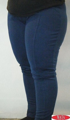 Legging mujer tallas grandes 18174