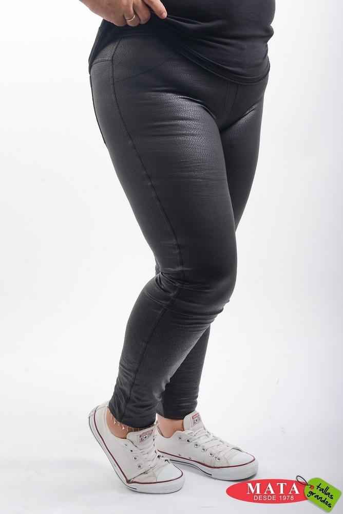 Legging Mujer Tallas Grandes 20483 Ropa Mujer Tallas Grandes Pantalones Leggings Modas Mata Tallas Grandes
