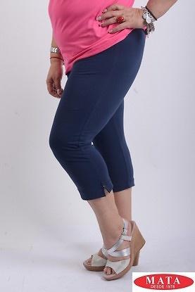 Leggings mujer tallas grandes 19760 ropa mujer tallas grandes pantalones leggings ropa - Ropa interior tallas especiales ...