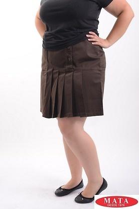 Minifalda mujer marr n tallas grandes 08906 ropa mujer tallas grandes ofertas ropa de mujer - Ropa interior tallas especiales ...