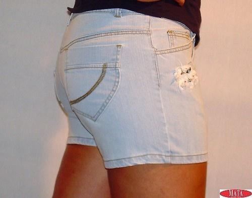 Pantalón corto VARIOS COLORES mujer tallas grandes 11072