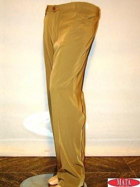 Pantalón hombre beig 08111