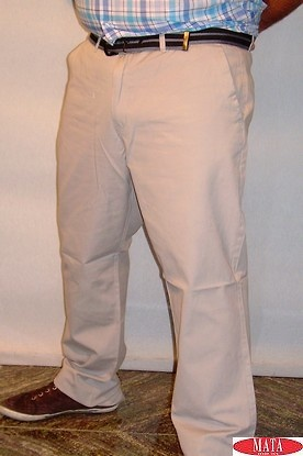 Pantalón tallas grandes hombre varios colores 12636