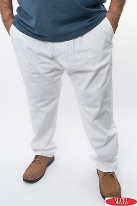 Pantalón blanco 15259