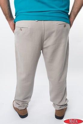 Pantalón hombre tallas grandes 19921