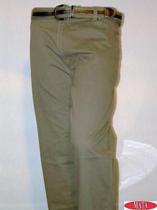 Pantalón hombre kaky 02672