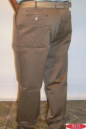 Pantalón hombre kaky tallas grandes 06740
