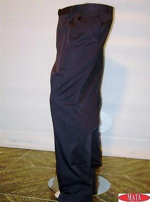 Pantalón tallas grandes hombre marino 08959