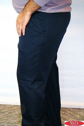 Pantalón hombre tallas grandes 05325