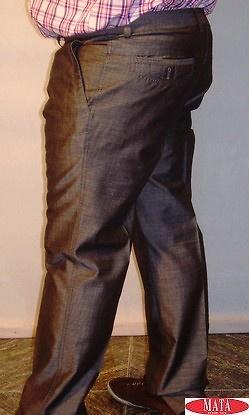 Pantalón hombre tallas grandes 13852