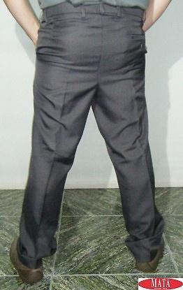 Pantalón gris oscuro 17517