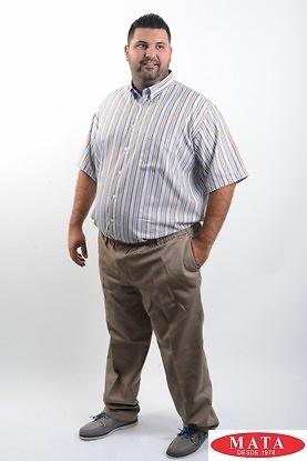 Pantalón hombre tallas grandes 18779