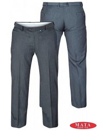 Pantalón hombre tallas grandes 18780