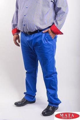 Pantalón azul 19125