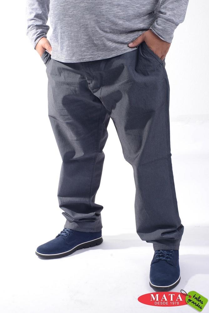 Pantalon Hombre Tallas Grandes 20612 Ropa Hombre Tallas Grandes Pantalones Ver Pantalones Largos Modas Mata Tallas Grandes