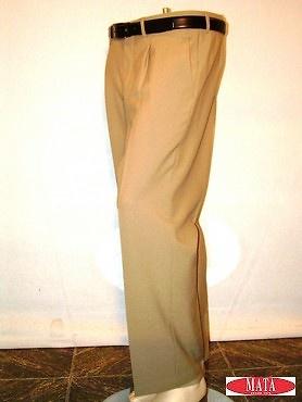 Pantalón de hombre verde 00216