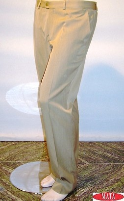 Pantalón visón hombre tallas grandes 10860