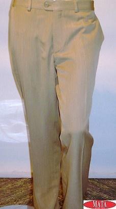 Pantalón hombre VISÓN tallas grandes 10860