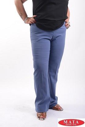 Pantalón mujer tallas grandes mujer 03004