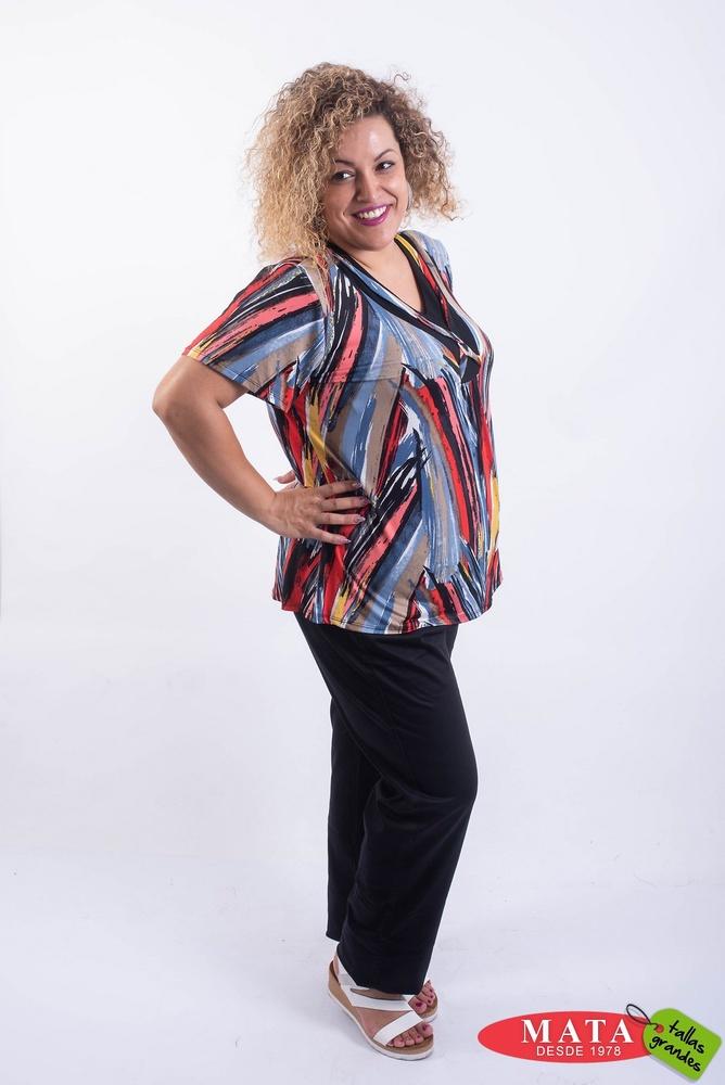 Pantalón mujer 08746