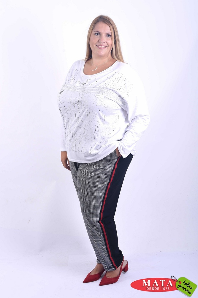 Pantalón mujer 21779