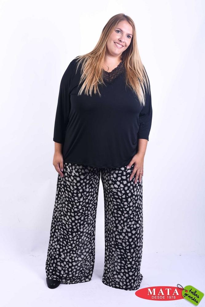 Pantalón mujer 21977
