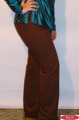 Pantalón mujer kaky tallas grandes 01798