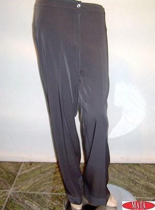 Pantalón gris mujer 09962