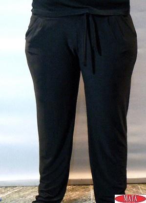 Pantalón mujer negro 16461