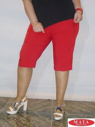 Pantalón mujer tallas grandes 18397