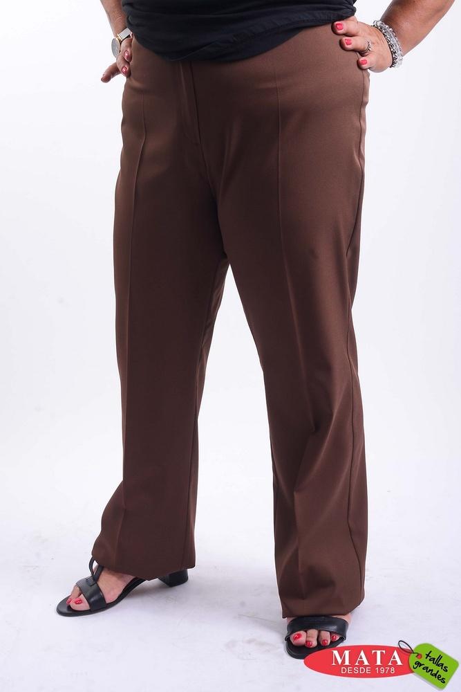 Pantalón mujer tallas grandes 01421