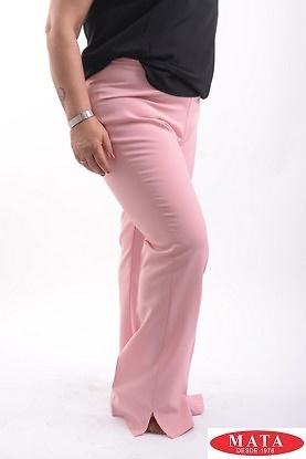 Pantal n mujer tallas grandes 02701 ropa mujer tallas grandes pantalones pantalones casuales - Ropa interior tallas especiales ...