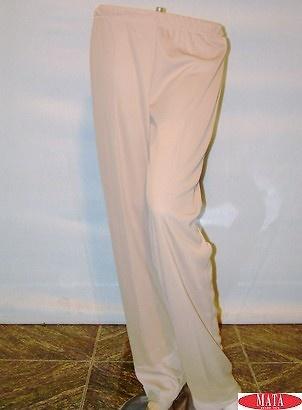 Pantalón tallas grandes mujer 07549