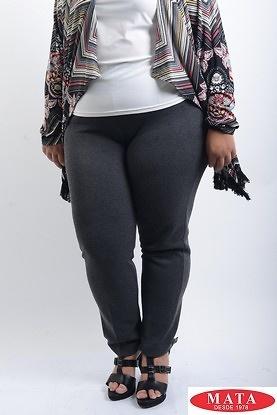 Pantalon mujer tallas grandes 07986