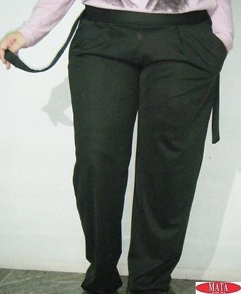 Pantalón mujer tallas grandes 18104